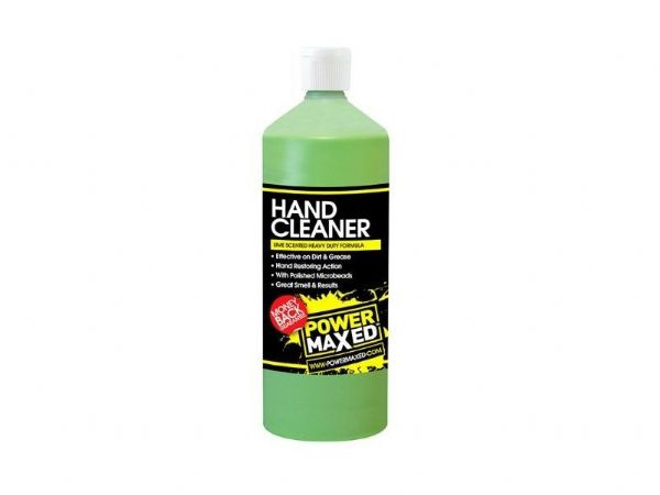 Power Maxed Lime Beaded Hand Cleaner